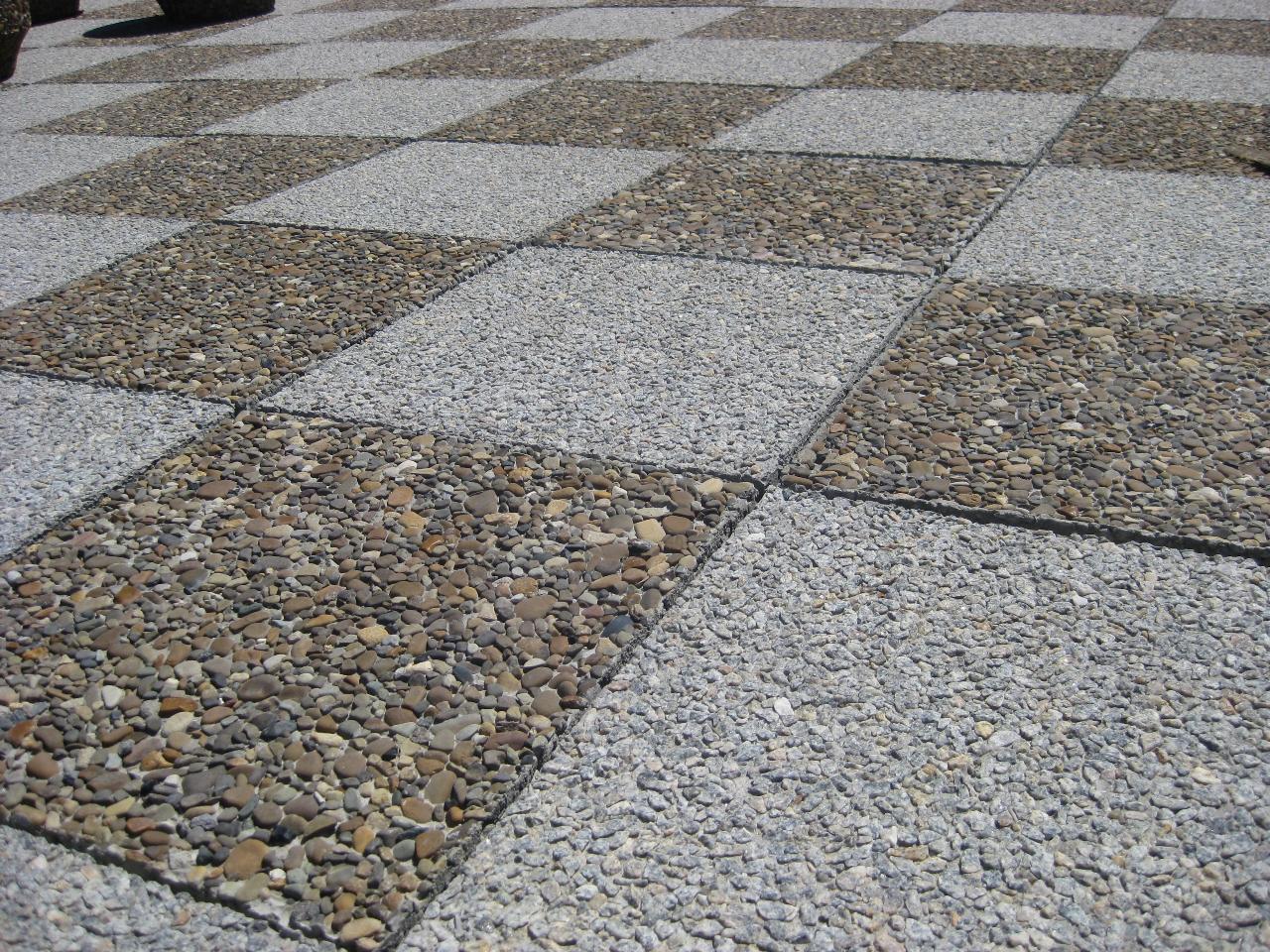 Бетонная плитка тротуарная своими руками