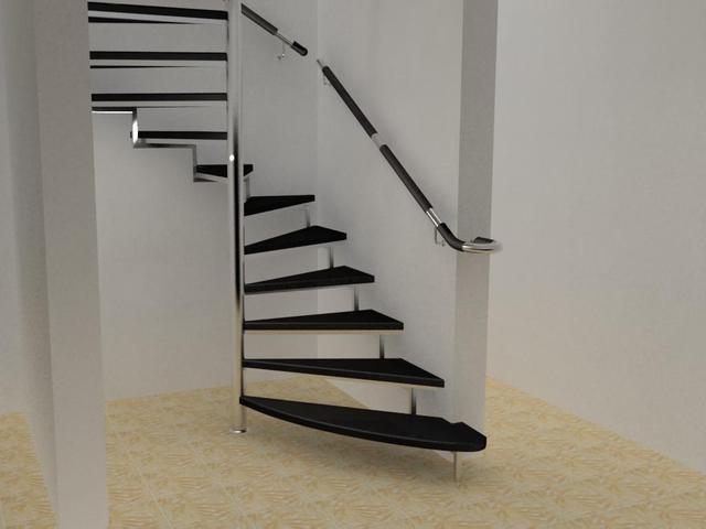 металлическая лестница своими руками пошаговая инструкция