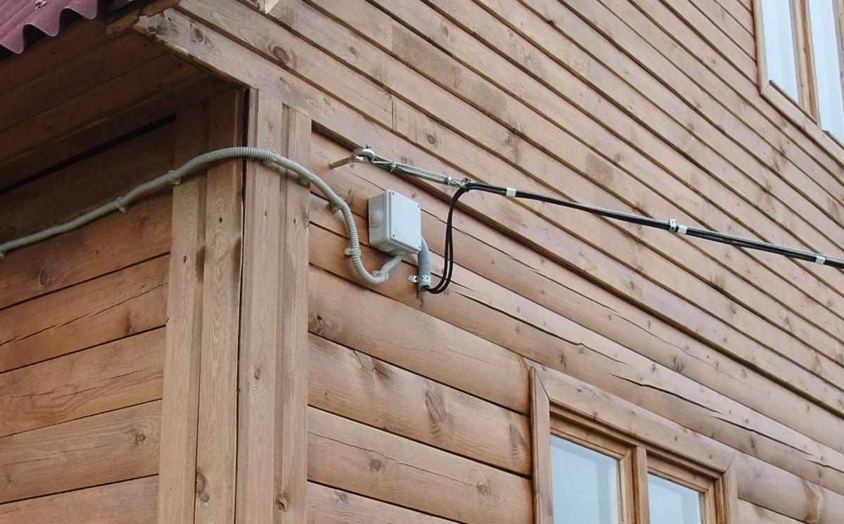 Подключение электричества к дому стоимость где получить ту на подключение электричества в сочи