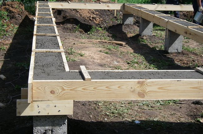фундамент под деревянный дом своими руками пошаговая инструкция - фото 6
