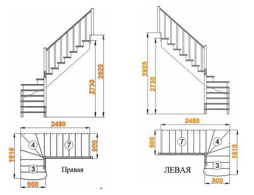 Проем для лестницы на второй этаж своими руками