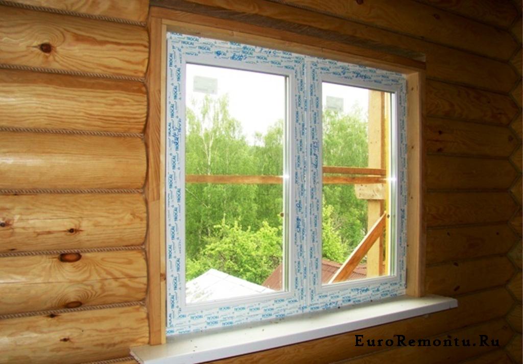 Конструкция деревянных окон своими руками