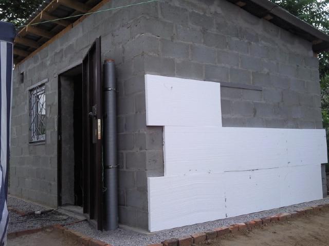 Пінопласт для утеплення стін ціна