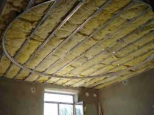 Инструкция по утеплению потолка в частном доме своими руками