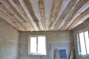 Способы устройства утепленного потолка