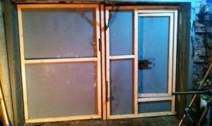 Способы утепления ворот в гараже