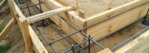 Как делается песчаная подушка под фундамент