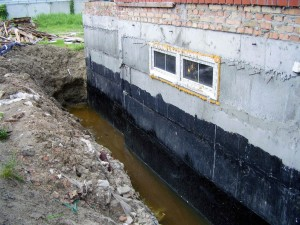 Способы восстановления гидроизоляции фундамента