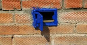 Делаем продухи в готовом строении