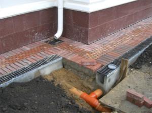 дождеприемники для ливневой канализации самому