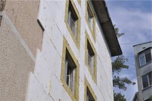 утепления фасада пенопластом