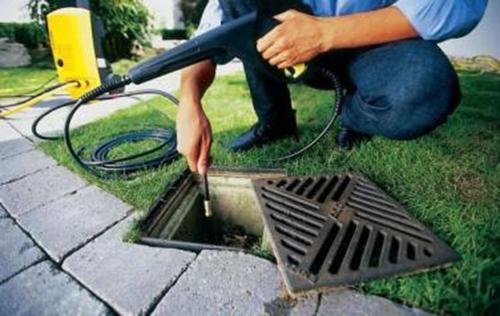 Самостоятельная прочистка ливневой канализации (4)