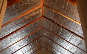 Преимущества утепления потолка