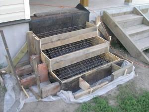 Какое сделать крыльцо для бани и монтаж (5)