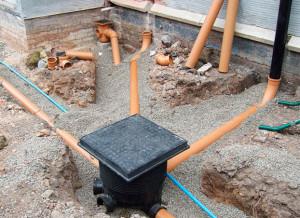 Какой должна быть глубина заложения канализации