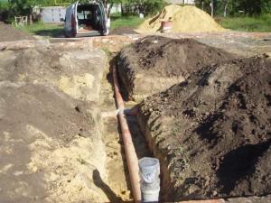 Какой должна быть глубина заложения канализации (5)