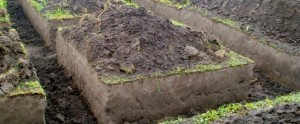 выкопать траншею под фундамент своими руками