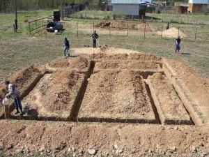 Какой нужен фундамент на песчаном грунте: исследование почвы