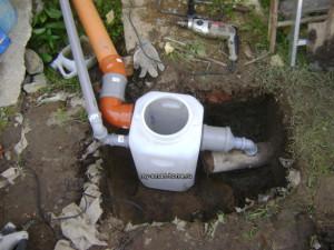 сделать отстойник для канализации своими руками