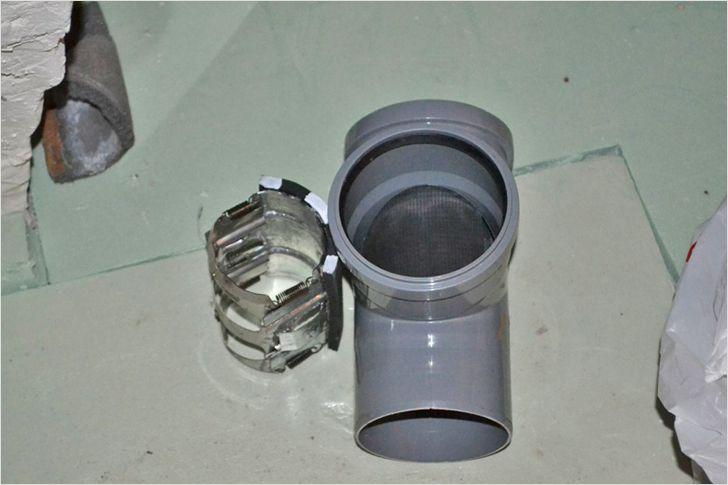 заглушки для локального ограничения водоотведения в трубах пвх домашних