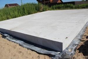 Как сделать плиточный фундамент своими руками