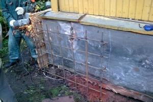 Как сделать ремонт фундамента кирпичного дома своими руками