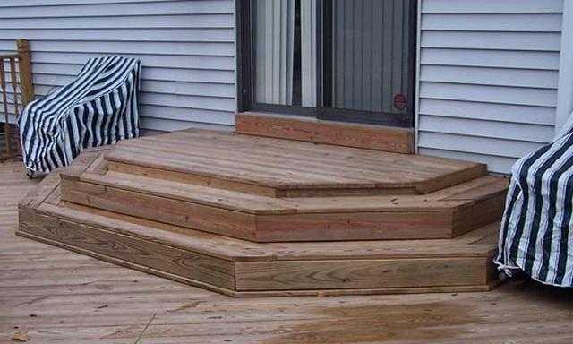 Деревянные ступени для лестниц своими руками 2