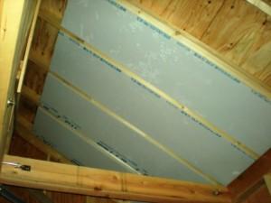 Как сделать утепление крыши пенопластом