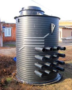 Как устанавливаются пластиковые колодцы для кабельной канализации