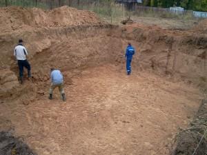 Виды котлованов и разработка грунта