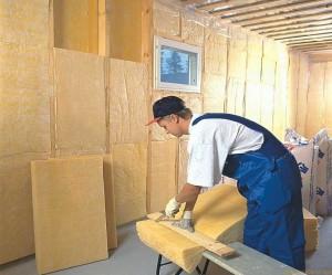 как можно утеплить стены изнутри в частном доме