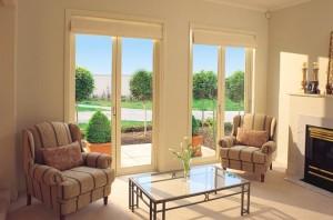французские окна для частного дома