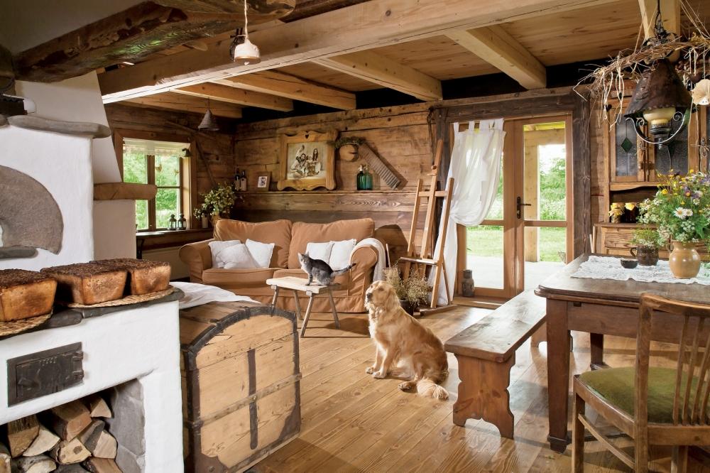деревенский дизайн в собственном доме фото место, для для